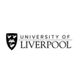 University Of Liverpool logo.