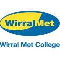 Wirral Met College logo.
