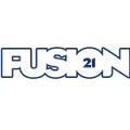 Fusion21 logo.