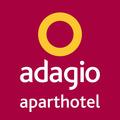 Adagio Aparthotel Liverpool logo.