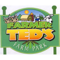Farmer Ted's logo.