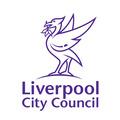 Liverpool City Council logo.