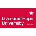 Liverpool Hope University logo.