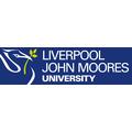 Liverpool John Moores University logo.