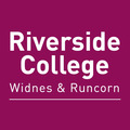Riverside College – Widnes & Runcorn logo.