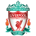 Liverpool Football Club logo.